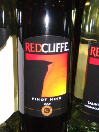 Red Cliffe Pinot Noir