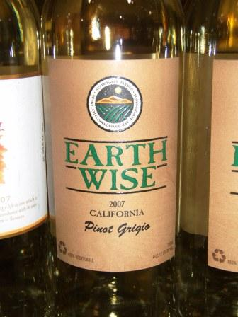 Earth Wise Pinot Grigio