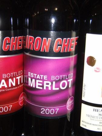 Iron Chef Merlot