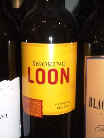 Smoking Loon Merlot