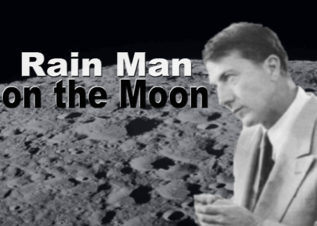 rain man on moon
