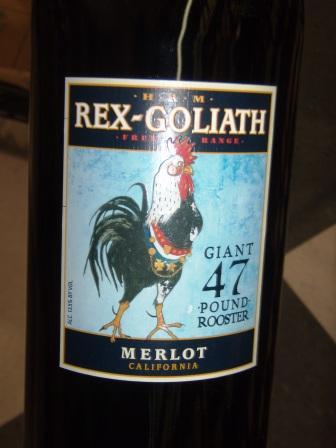 Rex Gloiath Merlot