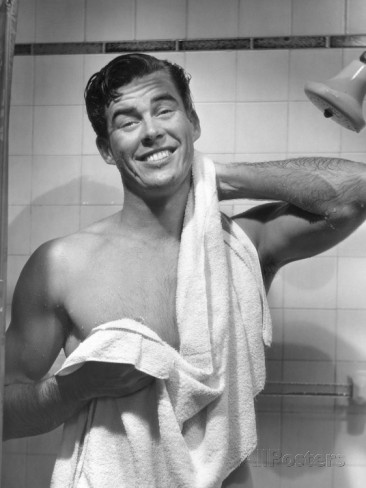 george-marks-man-drying-off-with-towel